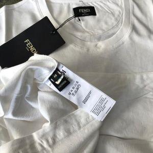 Fendi Shirts - Fendi Roma Men's Casual Shirt
